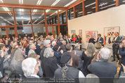Oswald Oberhuber Ausstellung - 21er Haus - Di 08.03.2016 - 70