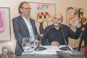 Oswald Oberhuber Ausstellung - 21er Haus - Di 08.03.2016 - Oswald OBERHUBER, Alfred WEIDINGER72