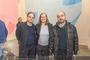 Oswald Oberhuber Ausstellung - 21er Haus - Di 08.03.2016 - 83