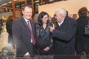 Oswald Oberhuber Ausstellung - 21er Haus - Di 08.03.2016 - Martina B�HM, Eva SCHLEGEL, Peter NOEVER88