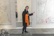 Oswald Oberhuber Ausstellung - 21er Haus - Di 08.03.2016 - Christine K�NIG94