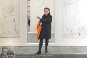 Oswald Oberhuber Ausstellung - 21er Haus - Di 08.03.2016 - Christine K�NIG95