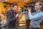 DAC Kandidatenvorstellung - Schreiberhaus - Sa 12.03.2016 - Yvonne RUEFF mit Ehemann Robert (Kamera), Clemens UNTERREINER22
