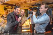 DAC Kandidatenvorstellung - Schreiberhaus - Sa 12.03.2016 - Yvonne RUEFF mit Ehemann Robert (Kamera), Clemens UNTERREINER23