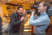 DAC Kandidatenvorstellung - Schreiberhaus - Sa 12.03.2016 - Yvonne RUEFF mit Ehemann Robert (Kamera), Clemens UNTERREINER24