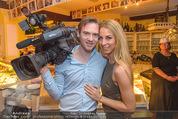 DAC Kandidatenvorstellung - Schreiberhaus - Sa 12.03.2016 - Yvonne RUEFF mit Ehemann Robert5