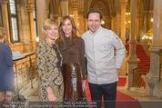 Falstaff Restaurantguide - Rathaus - Mi 16.03.2016 - Birgit und Heinz REITBAUER, Angelika ROSAM10