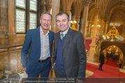 Falstaff Restaurantguide - Rathaus - Mi 16.03.2016 - Manfred DENNER, Toni M�RWALD13