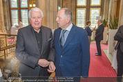 Falstaff Restaurantguide - Rathaus - Mi 16.03.2016 - Peter WECK, Karl F�RNKRANZ15