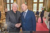 Falstaff Restaurantguide - Rathaus - Mi 16.03.2016 - Peter WECK, Karl F�RNKRANZ16