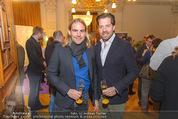 Falstaff Restaurantguide - Rathaus - Mi 16.03.2016 - Christian STURMAYR, Daniel SERAFIN20