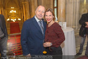 Falstaff Restaurantguide - Rathaus - Mi 16.03.2016 - Karl F�RNKRANZ, Kristina SPRENGER21