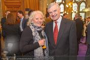 Falstaff Restaurantguide - Rathaus - Mi 16.03.2016 - Marika LICHTER, Thomas SCH�FER-ELMAYER34