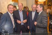 Falstaff Restaurantguide - Rathaus - Mi 16.03.2016 - Alfred HUDLER, Sigi Mentz, Karl KOLARIK, Toni M�RWALD35