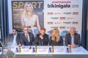 Sportmagazin Bikinigala - Sofiensäle - Mi 16.03.2016 - 16