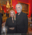 Ausstellungseröffnung - Albertina - Do 17.03.2016 - Michael HANEKE mit Ehefrau Susi125