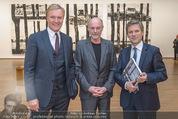 Ausstellungseröffnung - Albertina - Do 17.03.2016 - Anselm KIEFER, Josef OSTERMAYER, Klaus Albrecht SCHR�DER14
