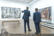 Ausstellungseröffnung - Albertina - Do 17.03.2016 - Josef OSTERMAYER, Klaus Albrecht SCHR�DER31