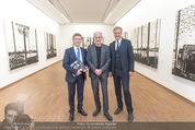 Ausstellungseröffnung - Albertina - Do 17.03.2016 - Anselm KIEFER, Josef OSTERMAYER, Klaus Albrecht SCHR�DER36