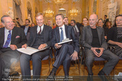Ausstellungseröffnung - Albertina - Do 17.03.2016 - Herbert BATLINER, Klaus Albrecht SCHR�DER, Josef OSTERMAYER42