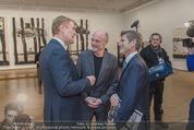 Ausstellungseröffnung - Albertina - Do 17.03.2016 - Anselm KIEFER, Josef OSTERMAYER, Klaus Albrecht SCHR�DER5
