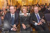 Ausstellungseröffnung - Albertina - Do 17.03.2016 - Herbert und Rita BATLINER, Thadd�us ROPAC68