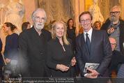 Ausstellungseröffnung - Albertina - Do 17.03.2016 - Michael HANEKE mit Ehefrau Susi76