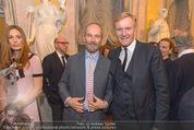 Ausstellungseröffnung - Albertina - Do 17.03.2016 - Klaus Albrecht SCHR�DER, Erwin WURM81