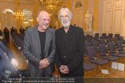 Ausstellungseröffnung - Albertina - Do 17.03.2016 - Anselm KIEFER, Michael HANEKE86