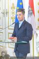 Marcel Hirscher Ehrenzeichen - Bundeskanzleramt - Mi 23.03.2016 - Marcel HIRSCHER39