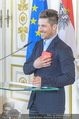 Marcel Hirscher Ehrenzeichen - Bundeskanzleramt - Mi 23.03.2016 - Marcel HIRSCHER41