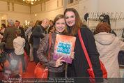 Premiere Messiah Rocks - Raimund Theater - Do 24.03.2016 - Ann MANDRELLA, Caroline VASICEK1