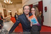 Premiere Messiah Rocks - Raimund Theater - Do 24.03.2016 - Christian KOLONOVITS, Brigitte JUST11