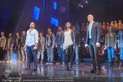 Premiere Messiah Rocks - Raimund Theater - Do 24.03.2016 - Rob FOWLER, Ana Milva GOMES, Drew SARICH (B�hnenfoto)17