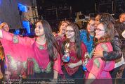 Premiere Messiah Rocks - Raimund Theater - Do 24.03.2016 - Ana Milva GOMES mit Kindern und Osterhasen35