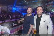 Opening - Hallmann Dome - Do 31.03.2016 - Klemens HALLMANN, Fritz KALKBRENNER133