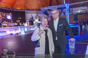 Opening - Hallmann Dome - Do 31.03.2016 - Karin BERGMANN (mit Ehemann Luigi Blau?)15