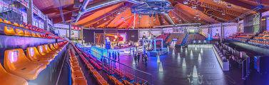 Opening - Hallmann Dome - Do 31.03.2016 - Hallmann Dome Innenansicht2