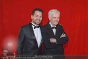 Filmball Vienna - Rathaus - Fr 01.04.2016 - B�lent SHARIF, Paul MORRISSEY278