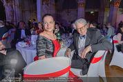 Filmball Vienna - Rathaus - Fr 01.04.2016 - Bernd HERZSPRUNG, Barbara ENGEL289