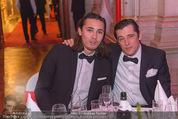 Filmball Vienna - Rathaus - Fr 01.04.2016 - Werner SCHREYER mit Sohn Marlon299