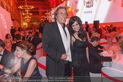 Filmball Vienna - Rathaus - Fr 01.04.2016 - Norbert BLECHA, Rabeah RAHIMI327