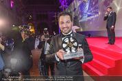 Filmball Vienna - Rathaus - Fr 01.04.2016 - B�lent SHARIF341