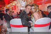 Filmball Vienna - Rathaus - Fr 01.04.2016 - Manfred SCHOEDSACK SCH�DSACK mit Alexandra (schwanger)364