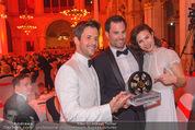 Filmball Vienna - Rathaus - Fr 01.04.2016 - Christian OLIVER, Jessica MAZUR, Peter WINDHOFER366