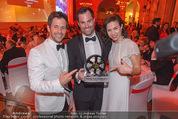 Filmball Vienna - Rathaus - Fr 01.04.2016 - Christian OLIVER, Jessica MAZUR, Peter WINDHOFER368
