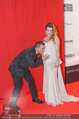 Filmball Vienna - Rathaus - Fr 01.04.2016 - Manfred SCH�DSACK mit Alexandra (schwanger)54