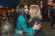 Amadeus 2016 - Volkstheater - So 03.04.2016 - Conchita WURST, Marianne MENDT121