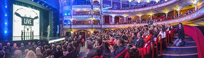 Amadeus 2016 - Volkstheater - So 03.04.2016 - Publikum, Saal, Zuschauer135