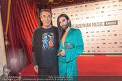 Amadeus 2016 - Volkstheater - So 03.04.2016 - Hubert VON GOISERN, Conchita WURST368